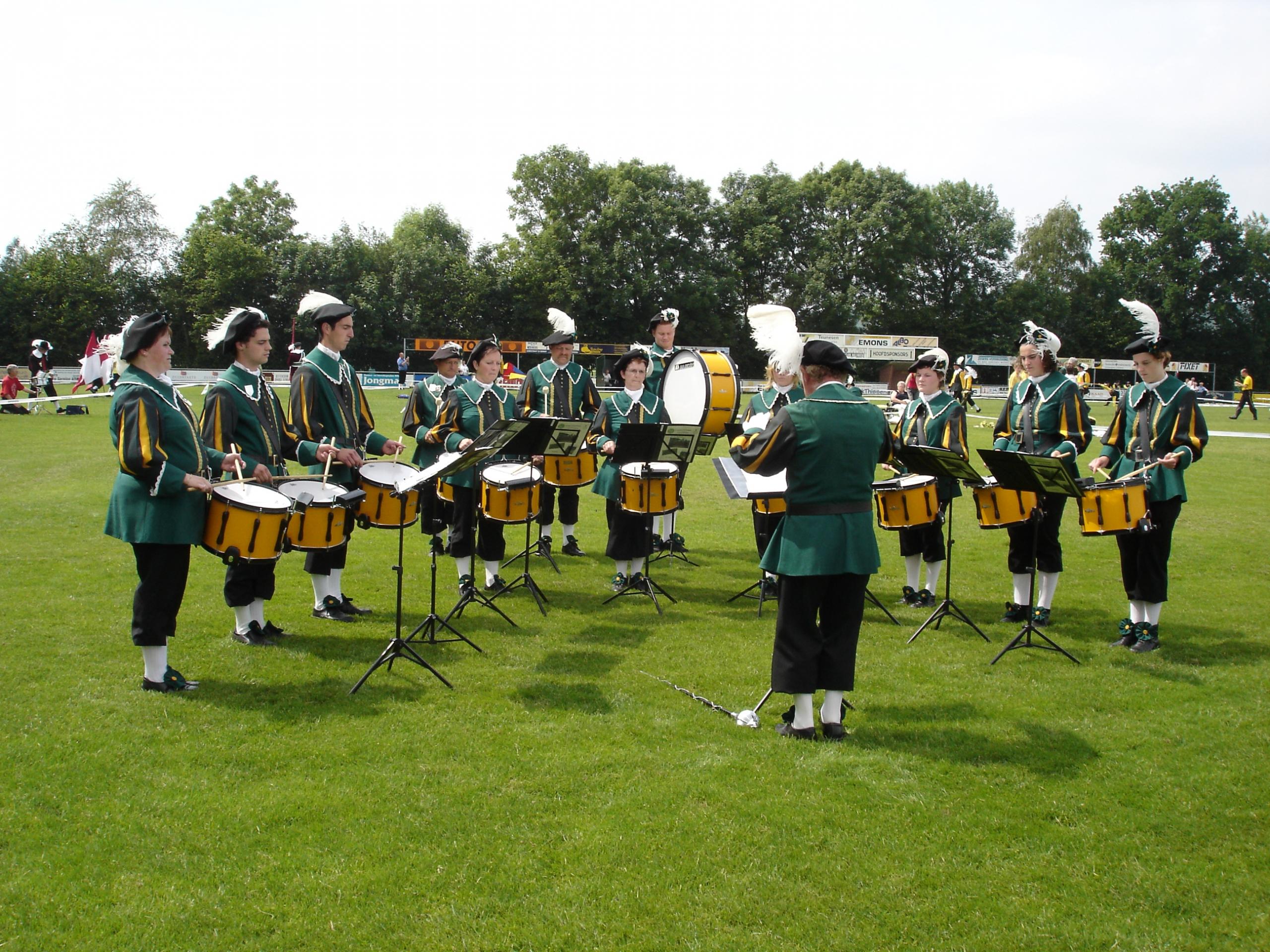 Gildedag Drumband