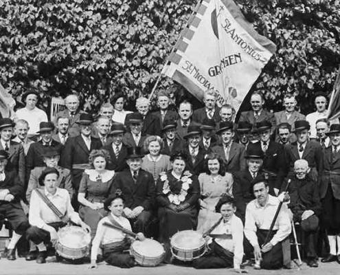 Groepsfoto 1949