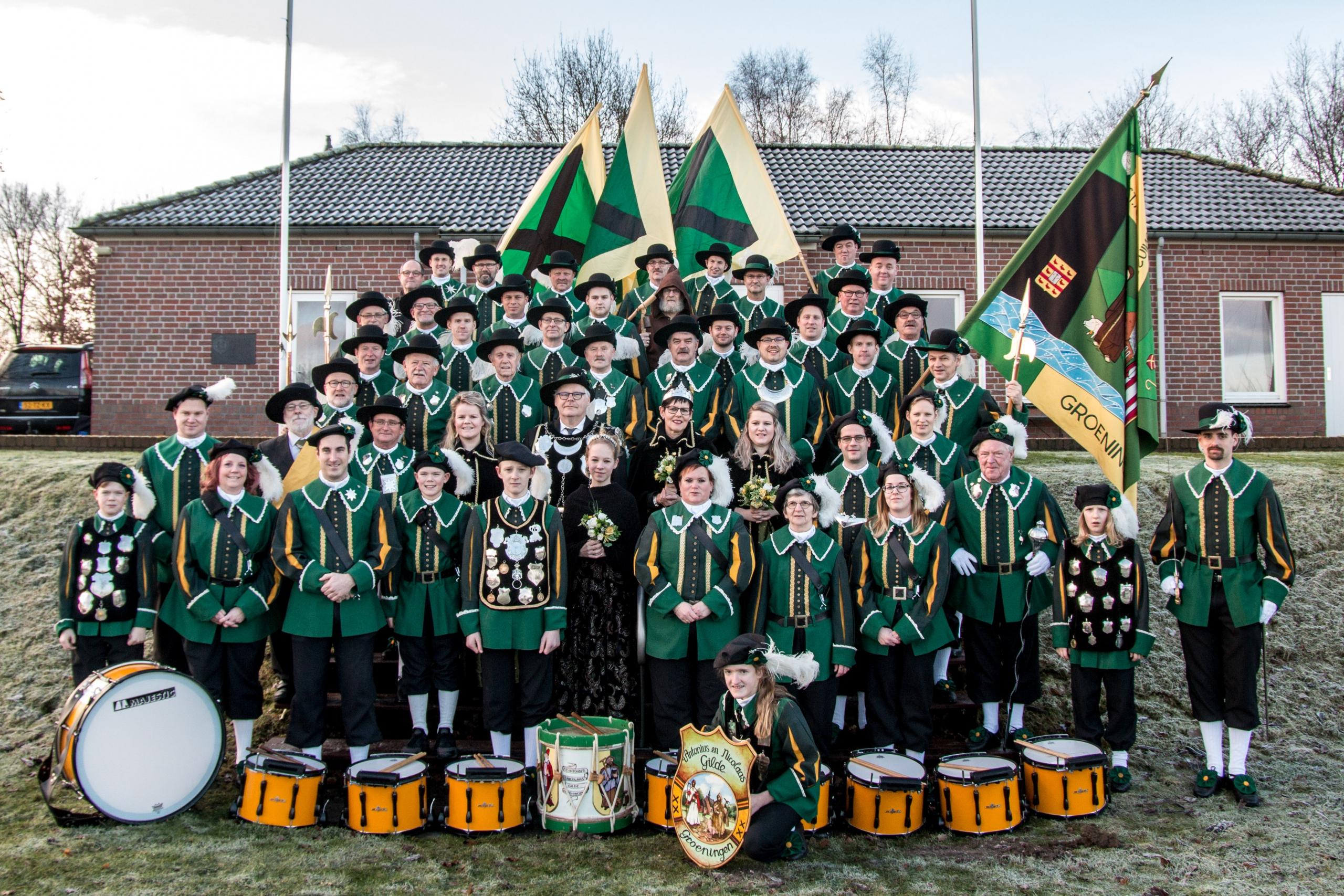Groepsfoto 2018
