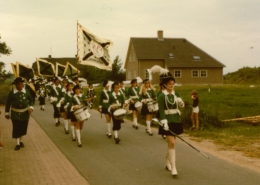 Drumband 1981