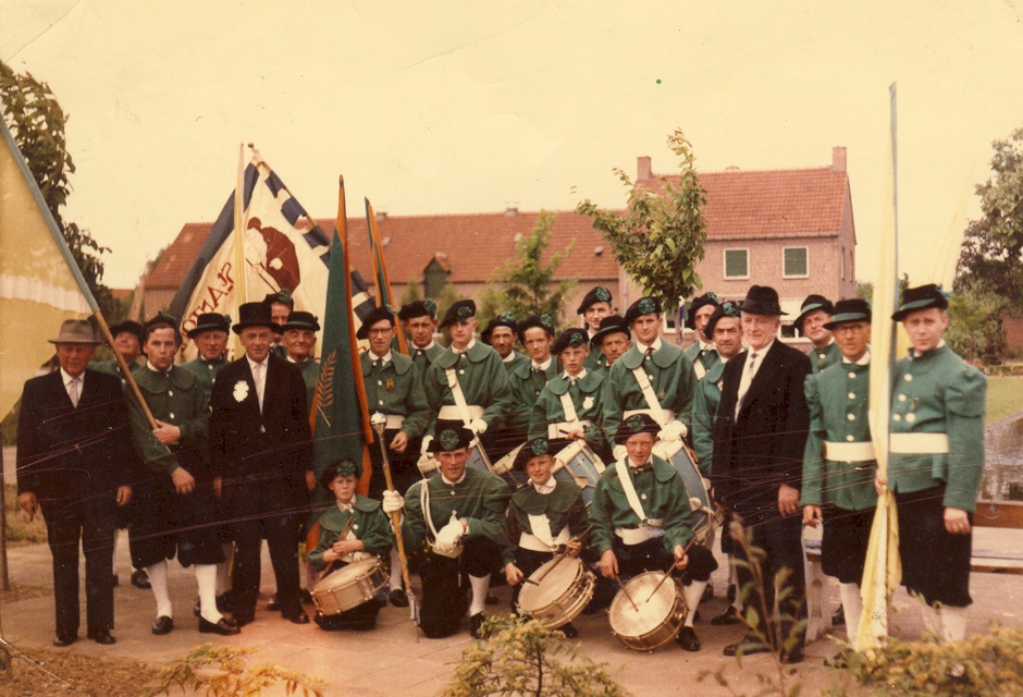 Groepsfoto 1960