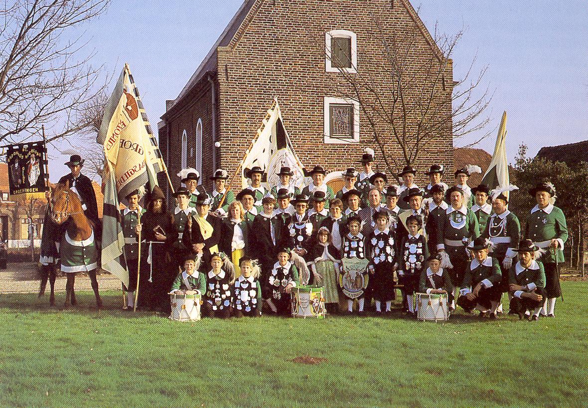Groepsfoto 1982