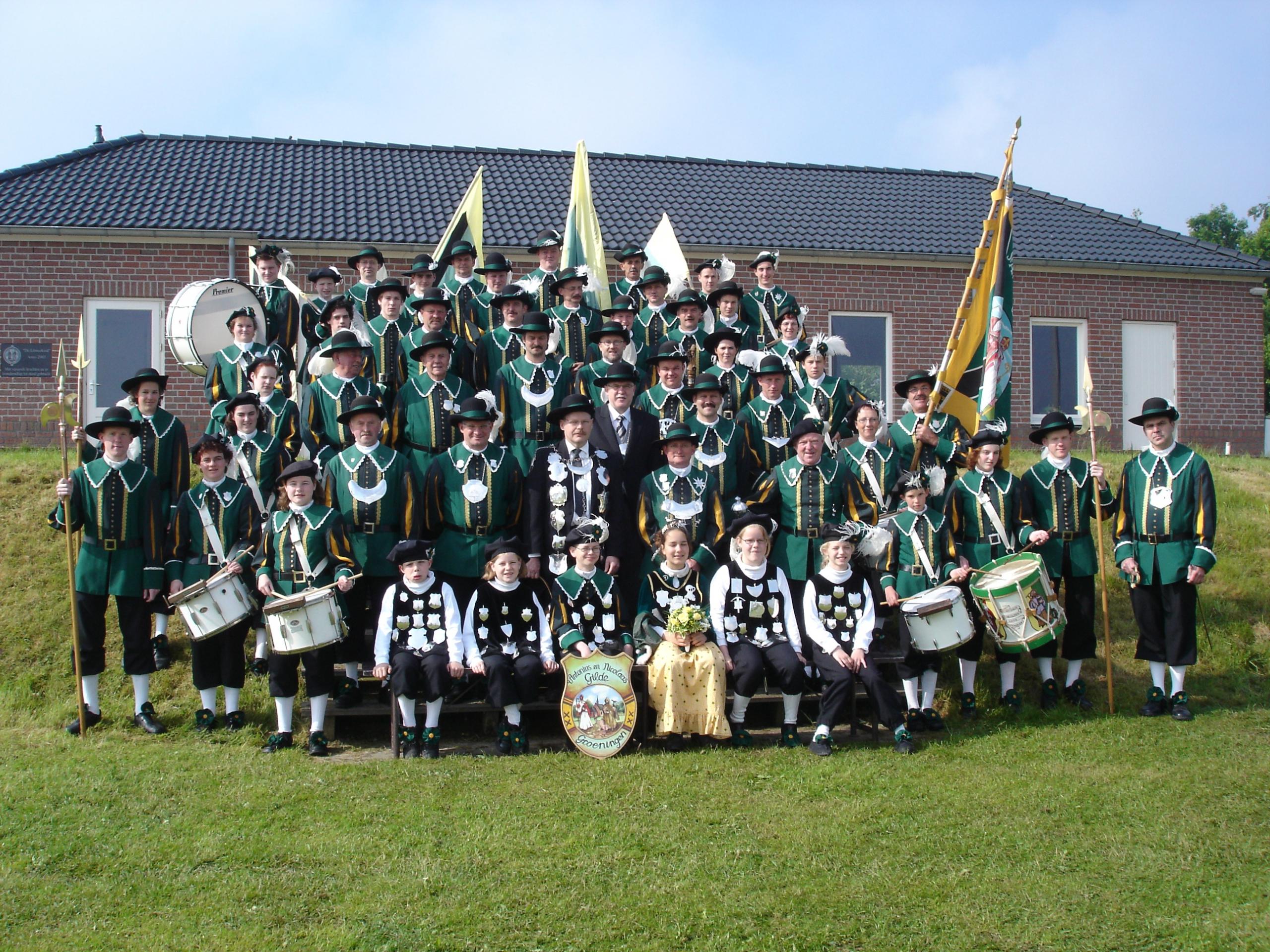 Groepsfoto 2005