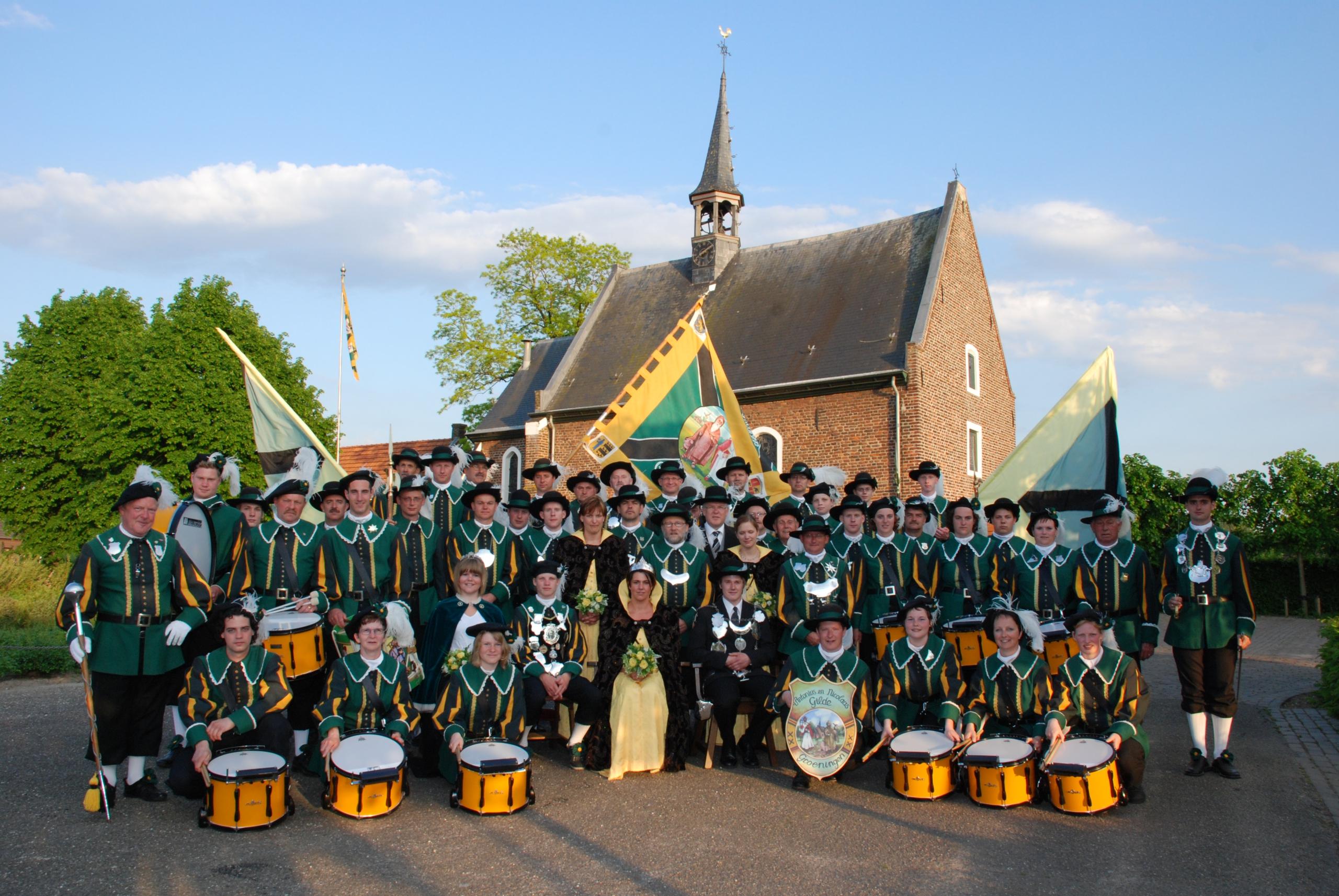 Groepsfoto 2008