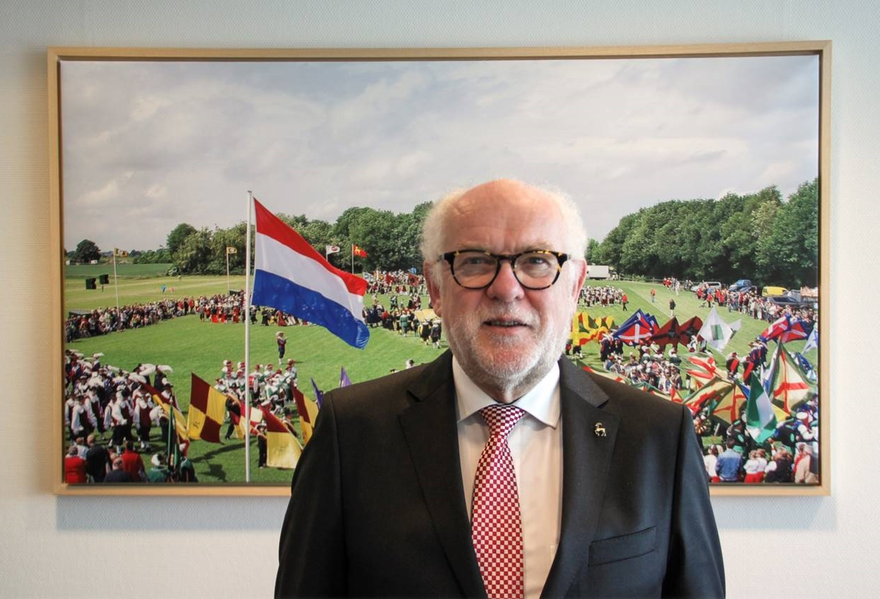 Beschermheer Karel van Soest