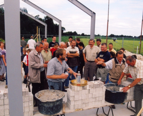 Clubgebouw 01-09-2002