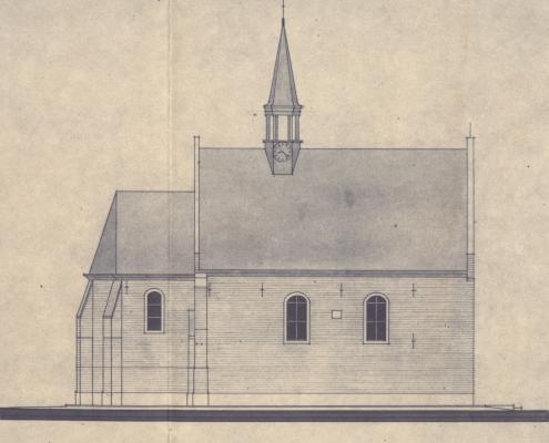 Kapel ontwerp